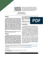 Andalia, Medina y Glez. diseño del perfil de especialista