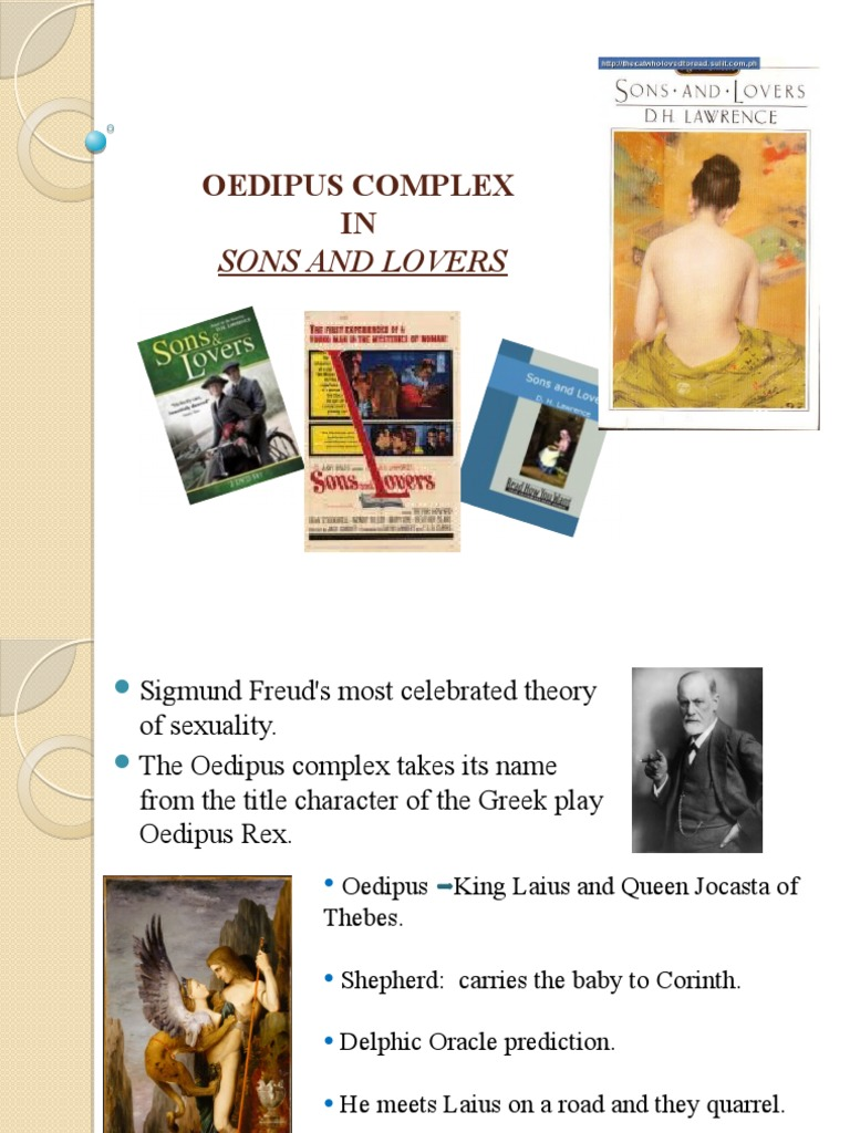 essay sons and lovers pov structure and style sons and lovers  oedipus complex in sons and lovers