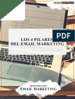 4-  Los 4 Pilares del Email Marketing
