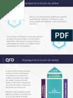 2.2 Presentación QFD