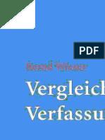 Wieser - Vergleichendes Verfassungsrecht, 1st Ed., 2005