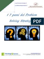 eBook i 7 Passi Del Problem Solving Strategico