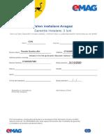 Talon Instalare Aer Conditionat-1