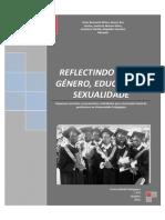 Livro de Genero Educaçao e Sexualidade