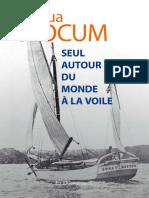 eBook - Joshua Slocum - Seul Autour Du Monde a La Voile