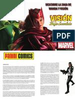 Novedades Panini Comics junio 2021