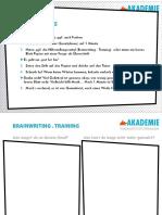 Methoden entwickeln mit Brainwriting Beispiel