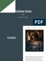 Paula Pérez Capín - Actividad 14 - Trabajo Sobre La Película the Imitation Game