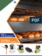 Catálogo Thermoval Alimentos e Bebidas Edição 01.2021