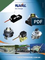 Catálogo Thermova Óleo & Gás e Energia REV 1-2018