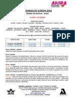LEYENDAS DE EUROPA 2019 MDE (LUN)