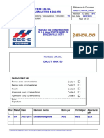 Note de Calcul Caniveaux Dallettes Dalots