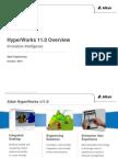 HyperWorks 11.0 Overview