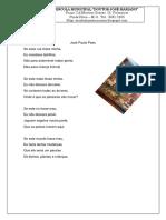 Poesias 4º Ano Amor