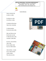 Poesias 4º Ano Cooperação