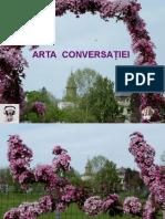 Arta - Conversatiei