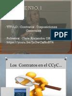 ECONOMICAS UNIDAD VII  CONTRATOS