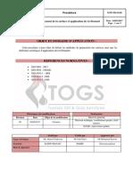 8-MNP-PR-03 Procédure de Traitement de La Surface Et Application de Revêtement