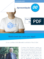 LIÇÃO 00 - Apresentaçãos