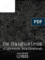 Os Salgueiros - Algernon Blackwood