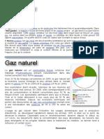 exposé gaz