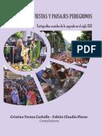 Libro Territorios, Fiestas y Paisajes Peregrinos