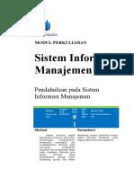 Modul Sistem Informasi Manajemen [TM1]