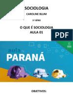 AULA1_o que é sociologia