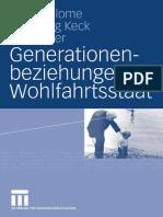 2008 Book GenerationenbeziehungenImWohlf