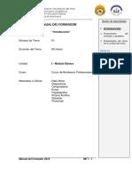 Manual del formador 2019 DIGEFA