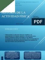 Historia de la Actividad Física (1)
