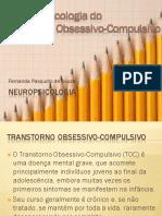 My Arquivo Neuropsicologia Do TOC