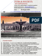 Cultura & Società in Capitanata N. 31 Del 02-06-2021