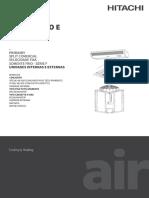 HIOM-CSPAR001 Rev00 Jul2020 Manual de Instalação Operação e Manutenção Primairy