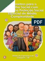Trabalho Social Familia 2016