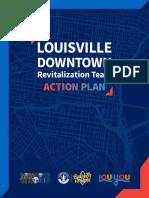 Louisville Downtown Revitalization Team final action plan
