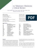 Cannabis in Veterinary Medicine a Critical Review Vol 61 LR 3