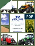 Moto Peças - Catálogo Agrícola