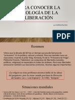 Para Conocer La Teología de La Liberación 2