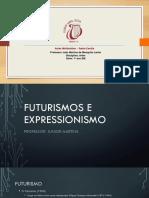 futurismos_e_expressionismo