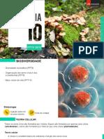 Célula, Organelos e Biomoléculas