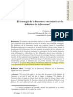 Altamirano- Contagio de la literatura