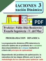 ProgramacionDinamica
