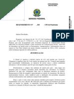 Requerimento Randolfe Canais Defendem Cloroquina YouTube