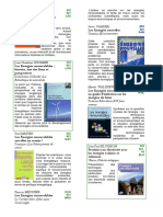 Les Energies Renouvelables 2020