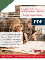 Outsourcing - Criação de Valor através de BPO - Estudo de caso