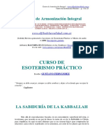 [AFR] Curso de Esoterismo Práctico - Lección Nº 10
