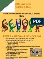 10 - PEERS_ MEDIA & SCHOOLING
