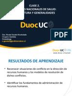 1.1.5 PPT2. Sistemas Nacionales de Salud Estructura y Generalidades