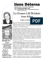(Tapez Librairie identitaire) KLING ANNE-La France LICRAtisee - Presentation (LICRA, Juifs, terrorisme, lobby, desinformation, manipulation, soral)_racisme raciste esclavage anti blanc